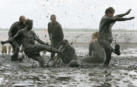 Игра состоится при любых погодных условиях